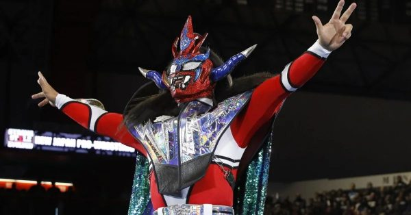 Jushin Thunder Liger's Retirement