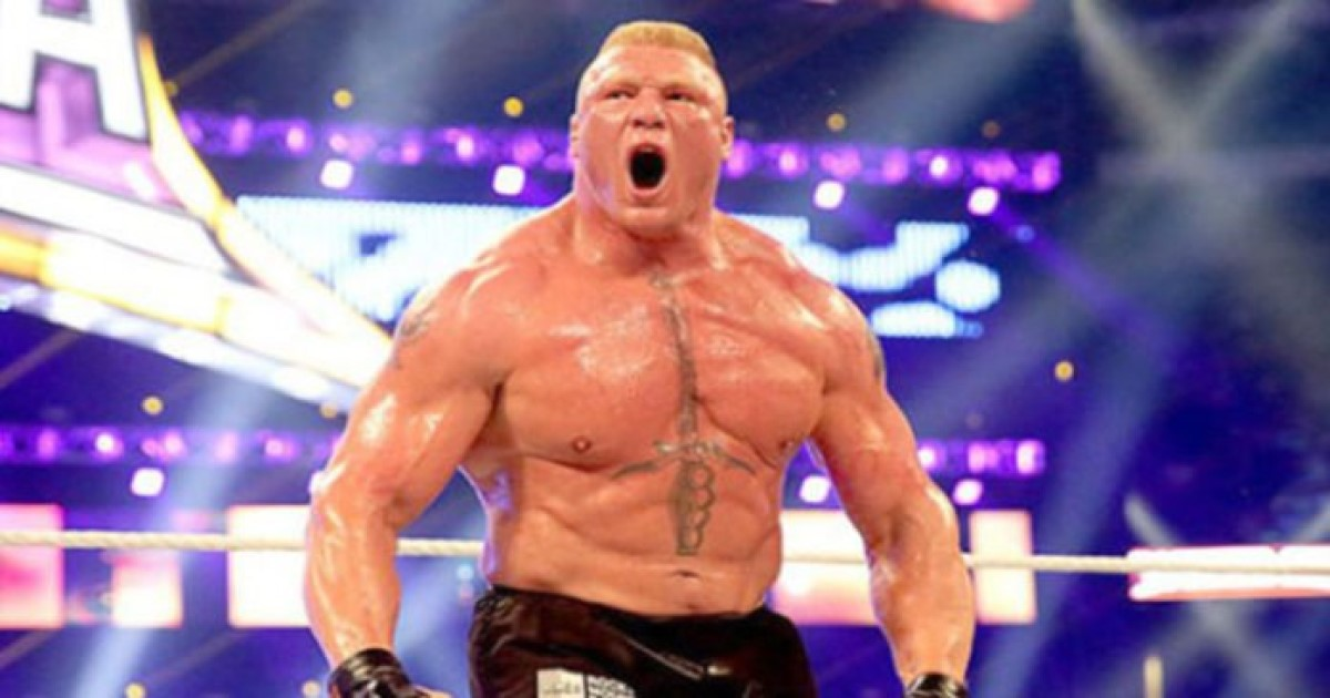 Brock Lesnar Status Clarified