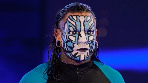 Jeff Hardy's Time Left In WWE