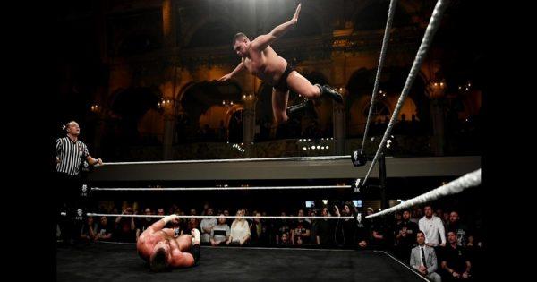 Walter at NXT UK Blackpool II