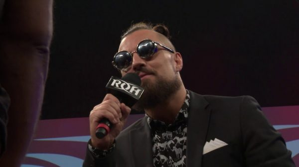 AEW's Angle Marty Scurll