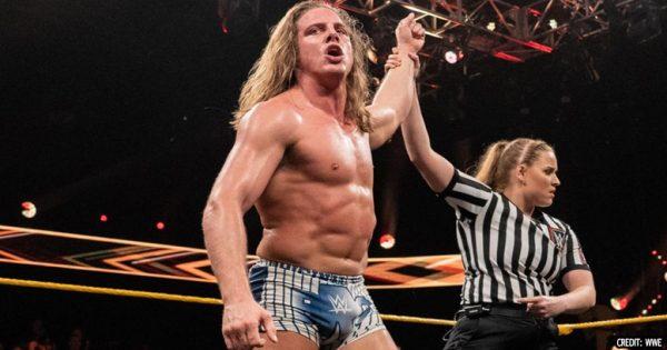 NXT Matt Riddle at the Royal Rumble?