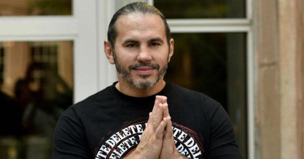 Matt Hardy Reaches Milestone