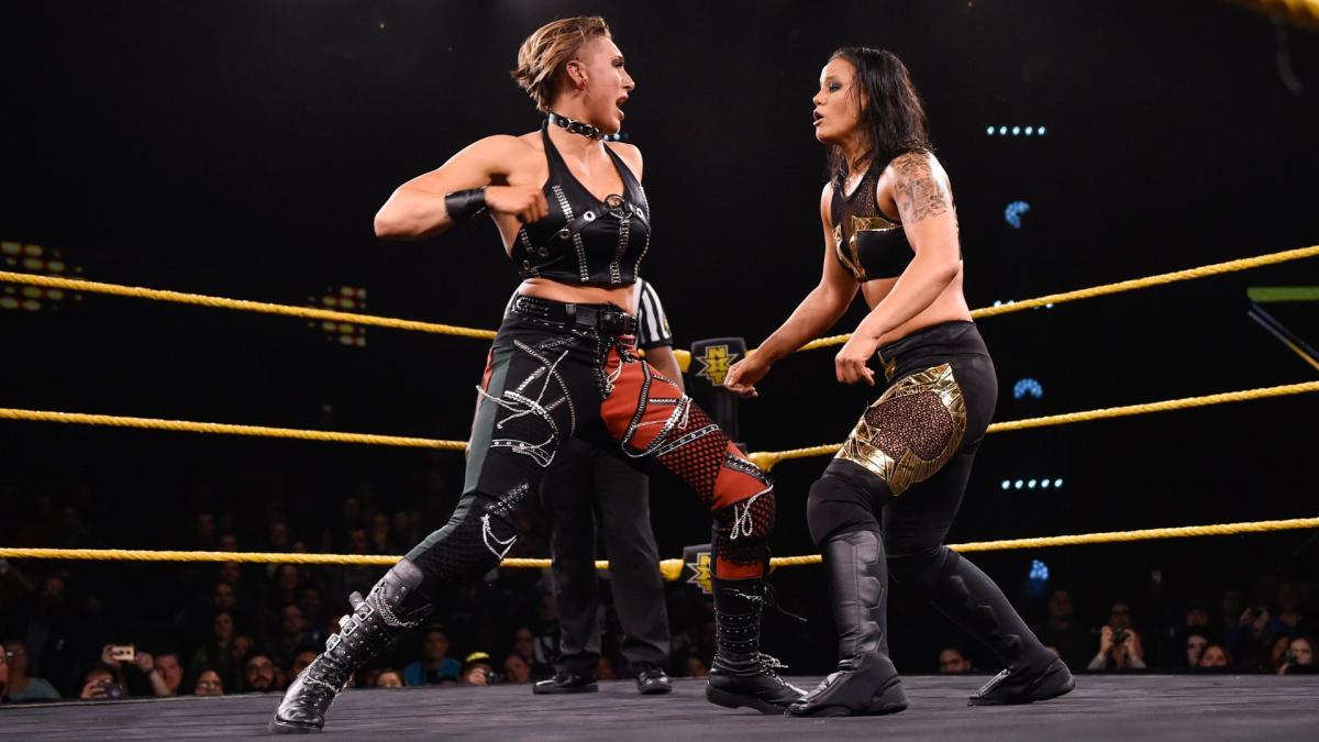 Former NXT Champion On RAW