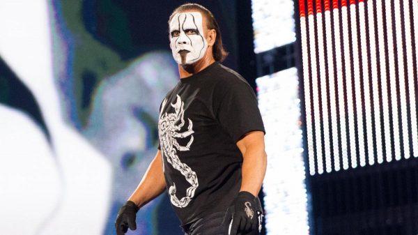 Sting Wrestling Saudi Arabia
