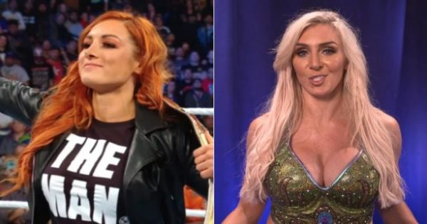 Charlotte facing Becky Lynch at WrestleMania?