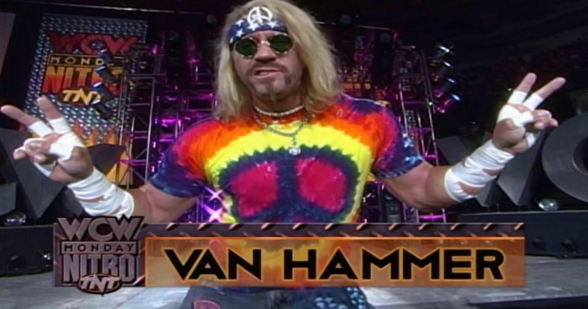 Van Hammer's Arrest Details