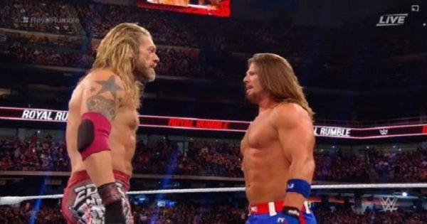 Could the Rated R Superstar Face AJ Styles in the WWE?