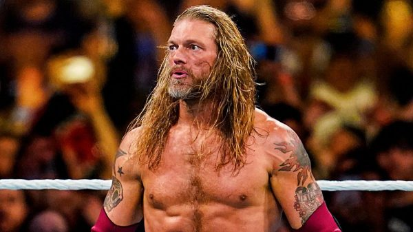 WWE matches for Edge