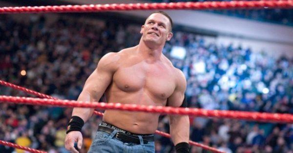John Cena's role at Wrestlemania 36?