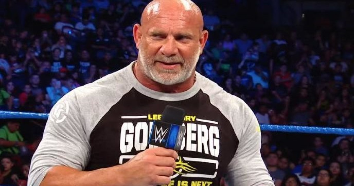 vince mcmahon bill goldberg