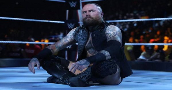 WWE's 2020 breakout stars - Aleister Black