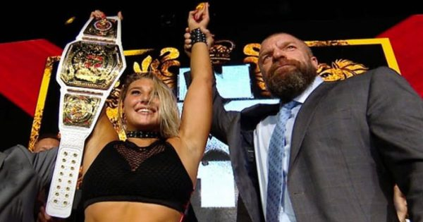 Rhea Ripley to become one of the biggest WWE 2020 breakout stars?