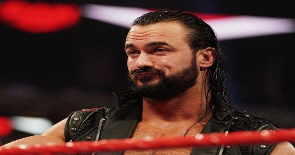 Royal Rumble Winner Drew McIntyre