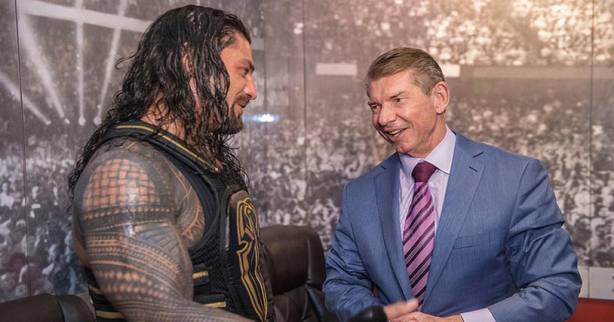 WWE Coronavirus Testing Shock