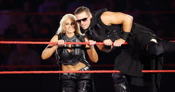 Wrestling Valentine's Day Celebrations with The Miz and Maryse
