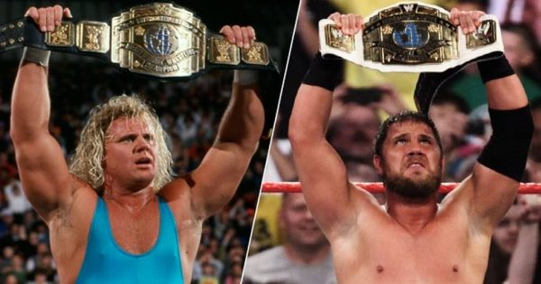 Curtis Axel and Mr Perfect
