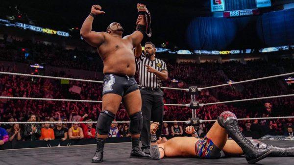 Post-WrestleMania NXT Call-ups