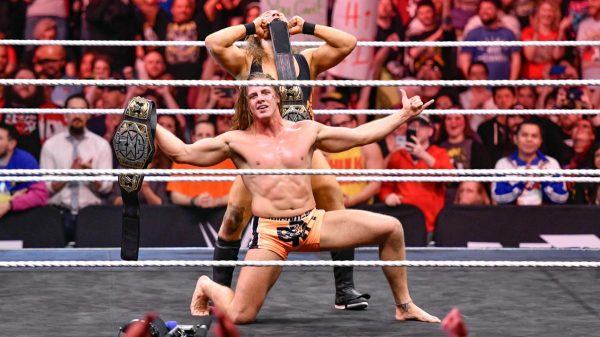 Matt Riddle Pokes Randy Orton