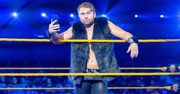Tyler Breeze speaks out about NXT return