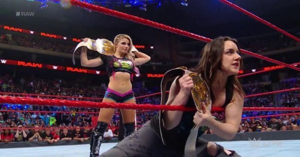 WWE Women's Tag Team Championships