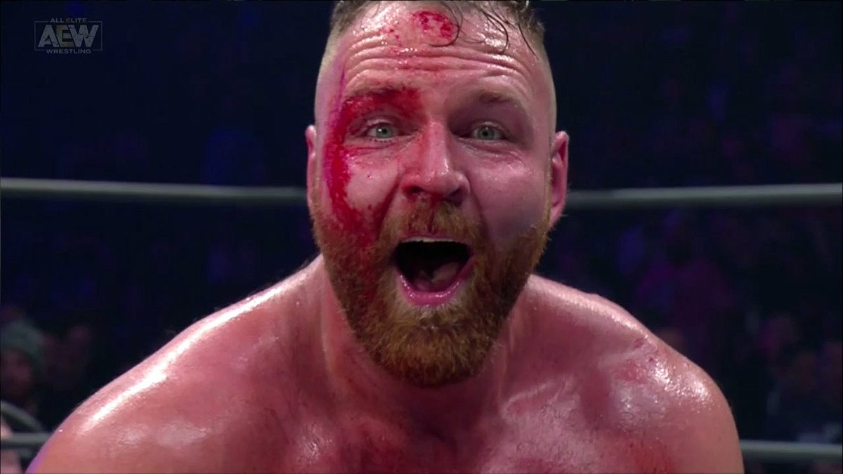 jon moxley wrestled intoxicated