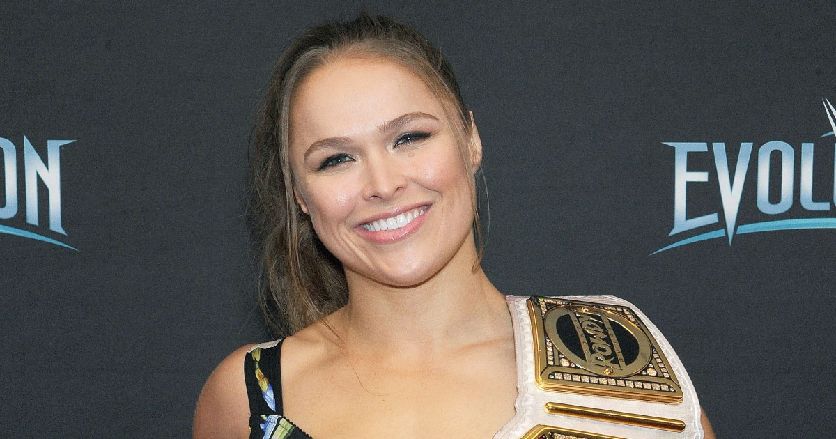 Ronda Rousey contract status