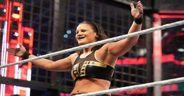 The reason for Shayna Baszler's dominating win at Elimination Chamber