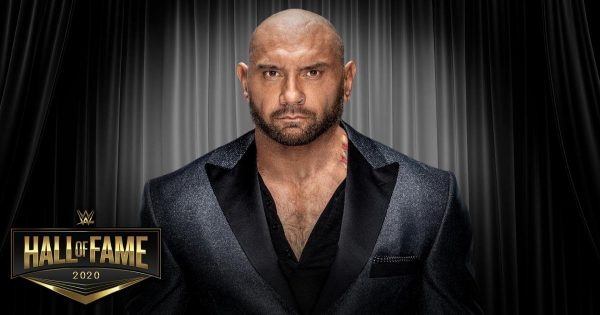 Batista is being inducted in the Hall of Fame
