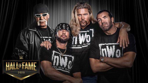 nwo hall of fame WWE