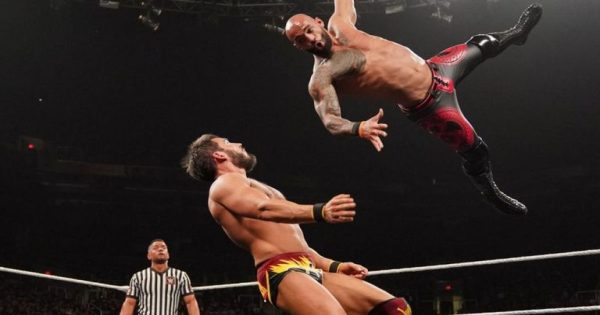 Ricochet Received Help From Shawn Michaels In NXT