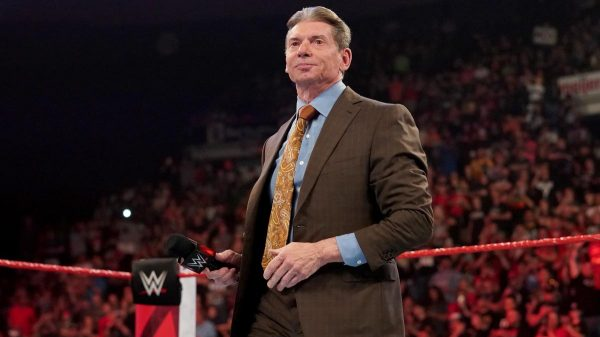 Vince McMahon Freaking Picture