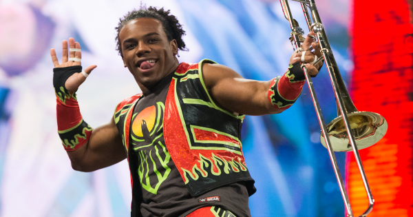 Xavier Woods wants to be the audience