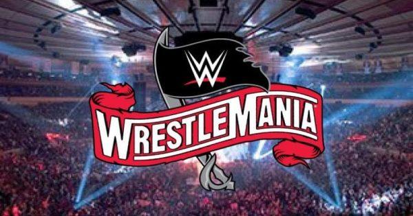 WrestleMania 36 Two Days