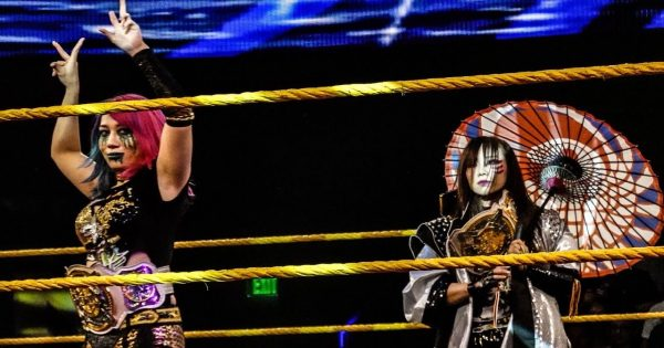 The Kabuki Warriors title match could be cancelled for WrestleMania