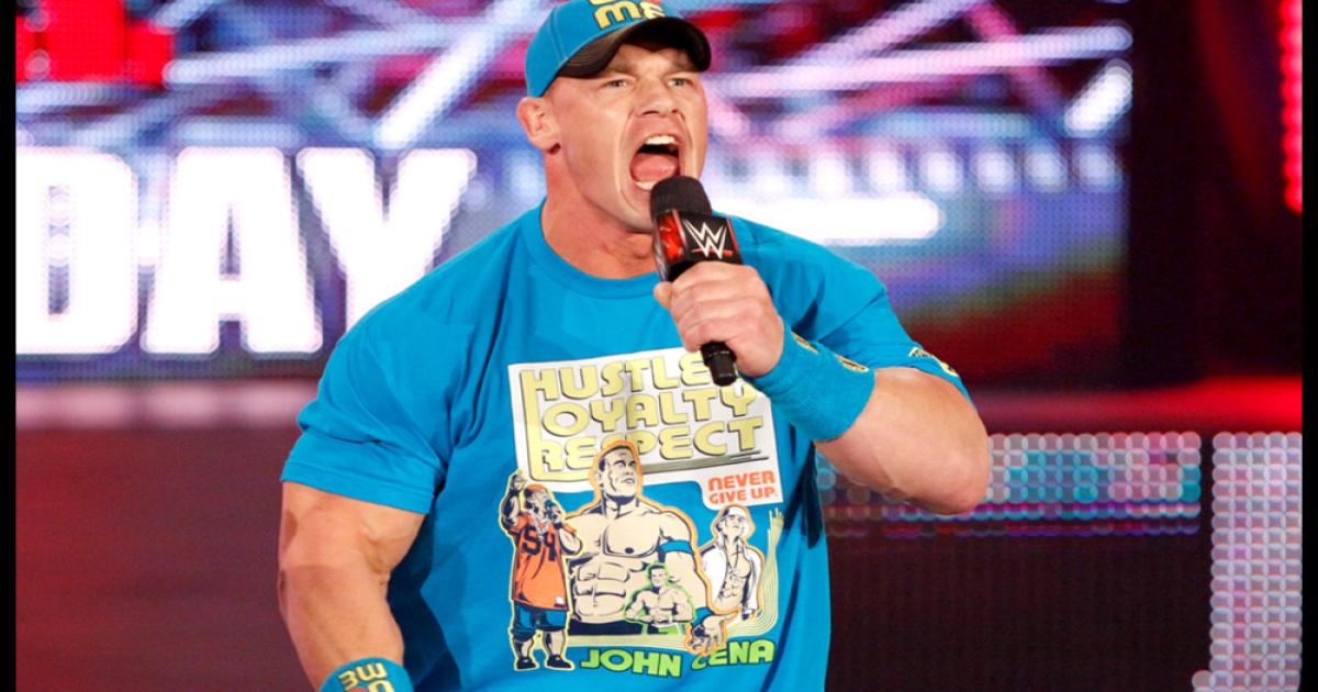 John Cena's Rock Regret