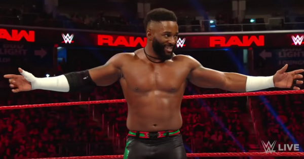 Cedric Alexander Knocked Out During Raw?