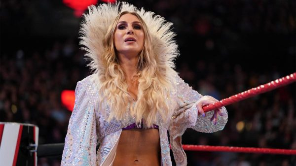 Charlotte talks about her heel character