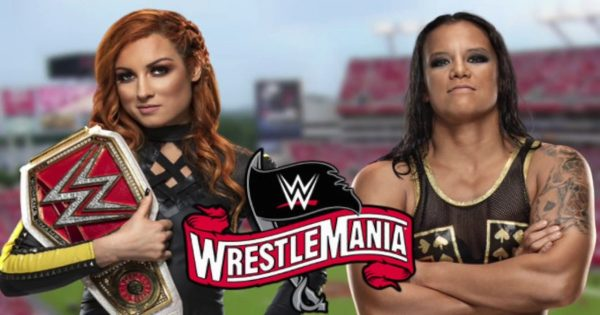 Shayna Baszler could destroy Becky Lynch at WrestleMania