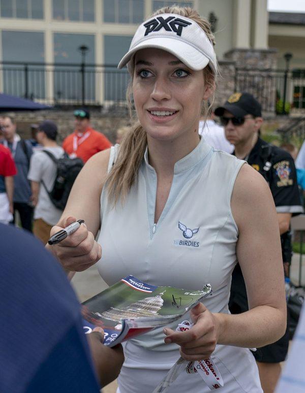 Pro Golfer Paige Saranac 2018 Wikipedia
