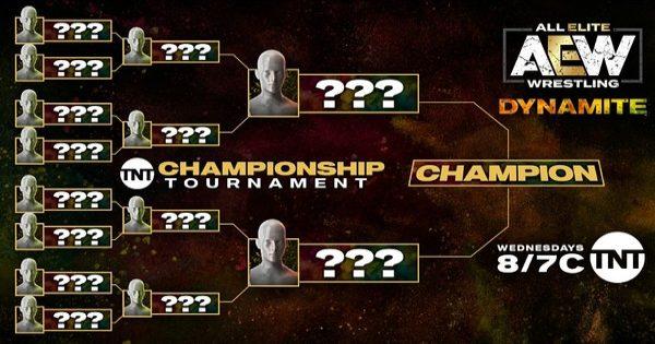 AEW announces first tournament