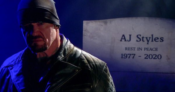 The Undertaker gives a more personal promo after Vince loosens rules on Performance Center promos