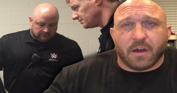 Ryback says WWE doctors are corrupt