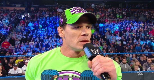 John Cena Grants Make-A-Wish