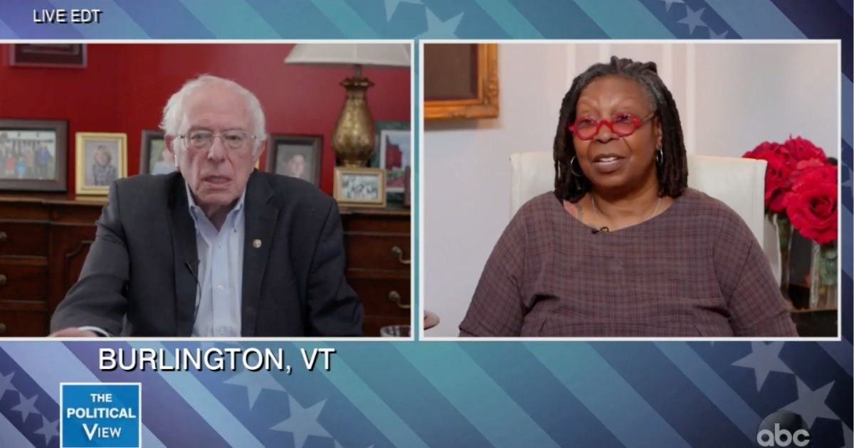 Whoopi Goldberg told Joe Biden her top choice for Vice