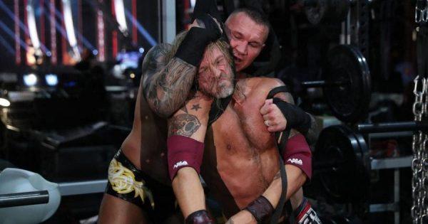 The infamous Chris Benoit match spot