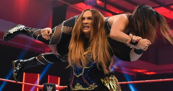 Could Nia Jax get a women's championship opportunity?