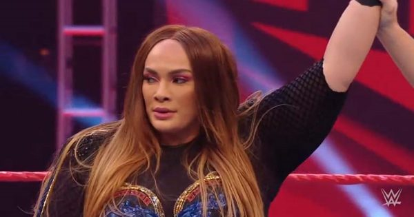 Nia Jax returns on Monday Night Raw