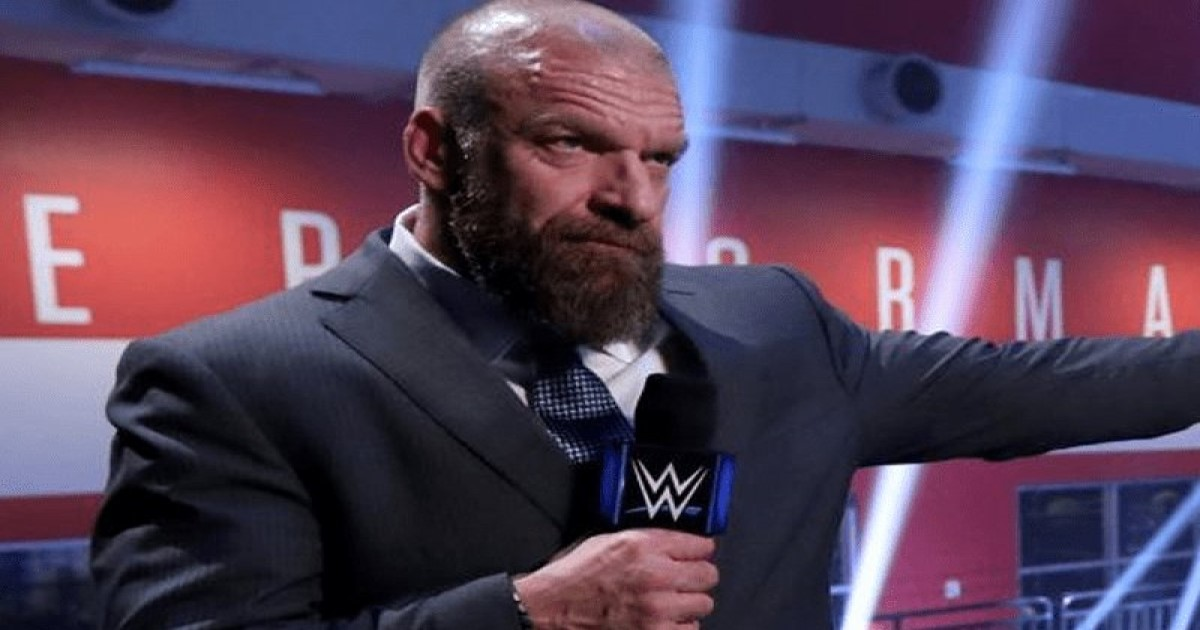 Triple H WWE Stock