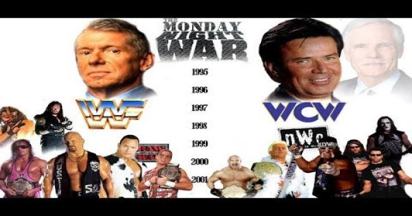 The Monday Night Wars
